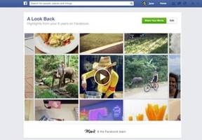 Facebook celebrates milestone birthday with new 'Look Back' feature